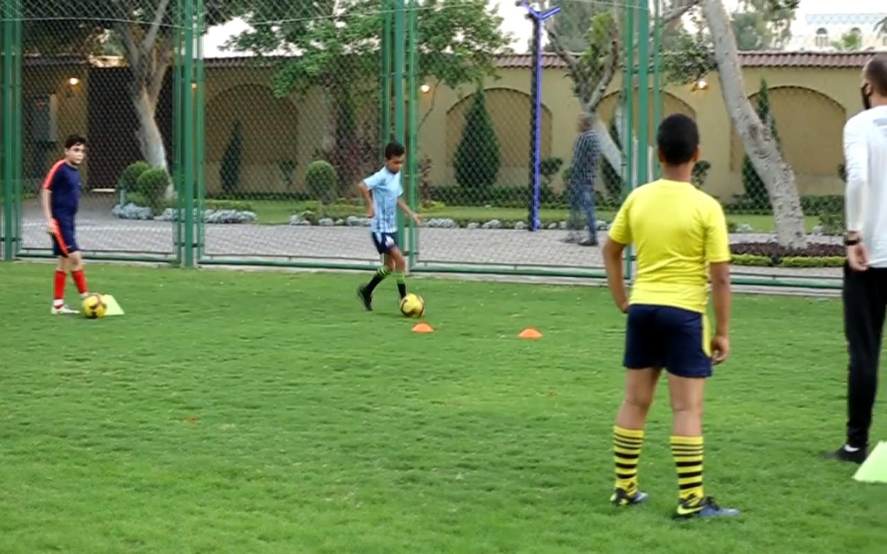 اكاديمية دريمرز والمهارات الاساسية لكرة القدم